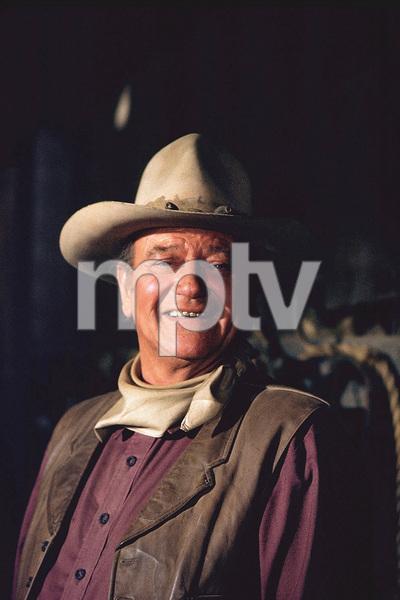 "John Wayne in ""The Cowboys,"" Warner Bros. 1971. © 1978 David Sutton - Image 0898_3014"