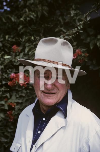 John Wayne 1972© 1978 David Sutton - Image 0898_3022