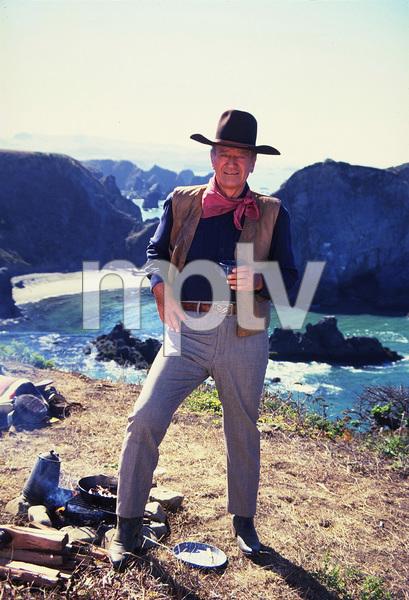 John Wayne 1978 © 1978 David Sutton - Image 0898_3026