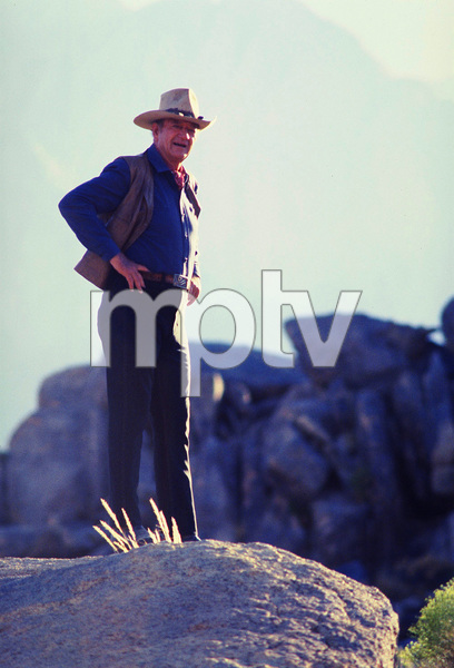 John Wayne, 1978. © 1978 David Sutton - Image 0898_3027