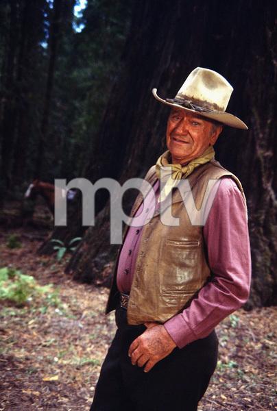 John Wayne, 1978. © 1978 David Sutton - Image 0898_3028
