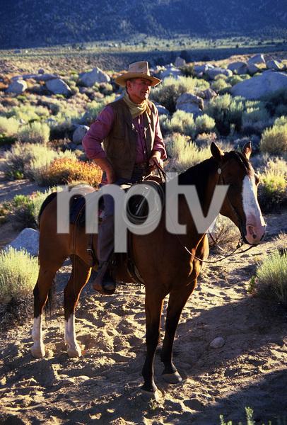 John Wayne, 1978. © 1978 David Sutton - Image 0898_3029