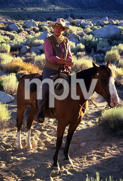 John Wayne, 1978. © 1978 David Sutton - Image 0898_3030