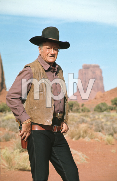John Wayne, 1977 © 1978 David Sutton - Image 0898_3032