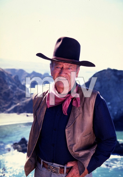 John Wayne, 1978. © 1978 David Sutton - Image 0898_3041