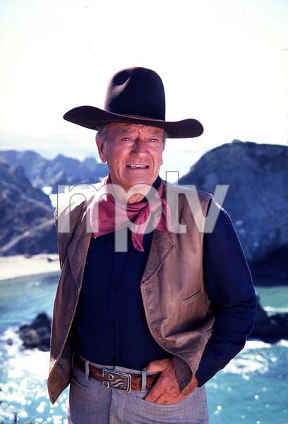 John Wayne, 1978. © 1978 David Sutton - Image 0898_3042