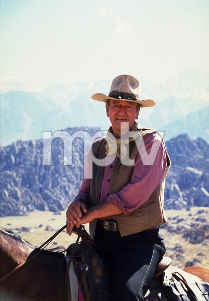 John Wayne, 1978. © 1978 David Sutton - Image 0898_3043