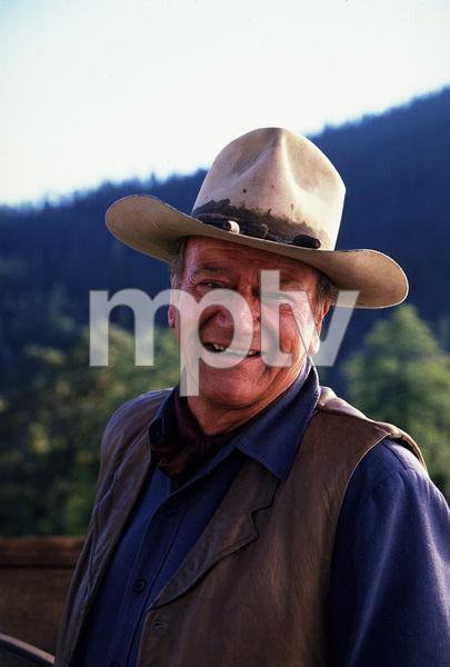 John Wayne, 1978. © 1978 David Sutton - Image 0898_3044