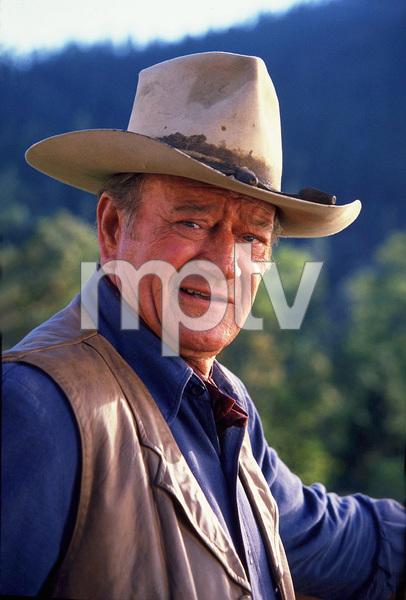 John Wayne, 1978. © 1978 David Sutton - Image 0898_3045