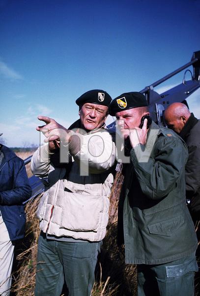 "John Wayne in ""The Green Berets,"" Warner Bros. 1967. © 1978 David Sutton - Image 0898_3057"