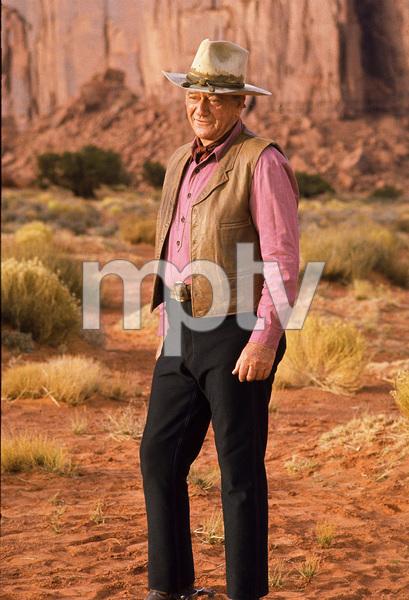 John Wayne, 1977. © 1978 David Sutton - Image 0898_3059
