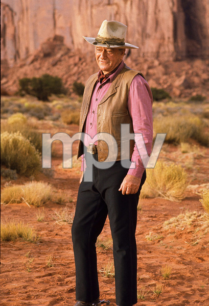 John Wayne, 1977. © 1978 David Sutton - Image 0898_3059