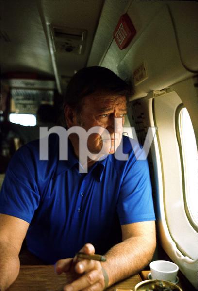 John Wayne, 1973. © 1978 David Sutton - Image 0898_3074