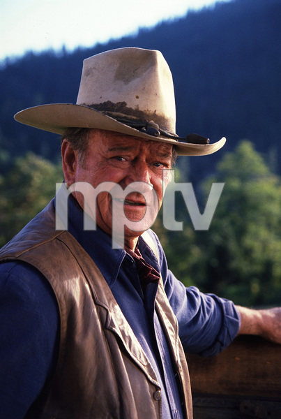 John Wayne, 1978. © 1978 David Sutton - Image 0898_3096
