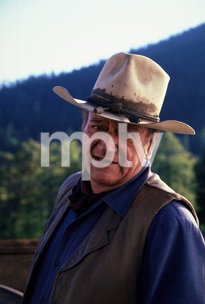John Wayne, 1978. © 1978 David Sutton - Image 0898_3129