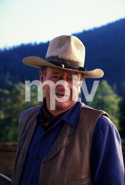 John Wayne, 1978. © 1978 David Sutton - Image 0898_3130