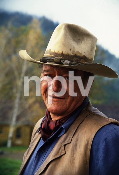 John Wayne, 1978. © 1978 David Sutton - Image 0898_3132