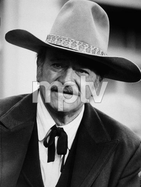 """John Wayne in """"The Shootist,"""" Paramount 1976. © 1978 David Sutton - Image 0898_3147"""