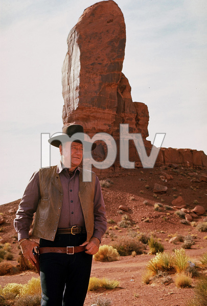 John Wayne, 1977. © 1978 David Sutton - Image 0898_3163