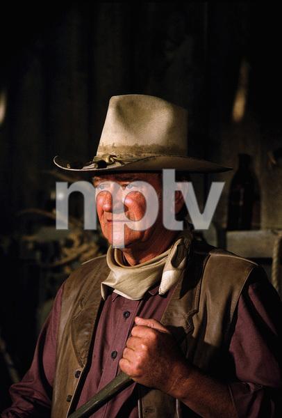 "John Waynein ""The Cowboys,"" Warner Bros. 1971. © 1978 David Sutton - Image 0898_3175"