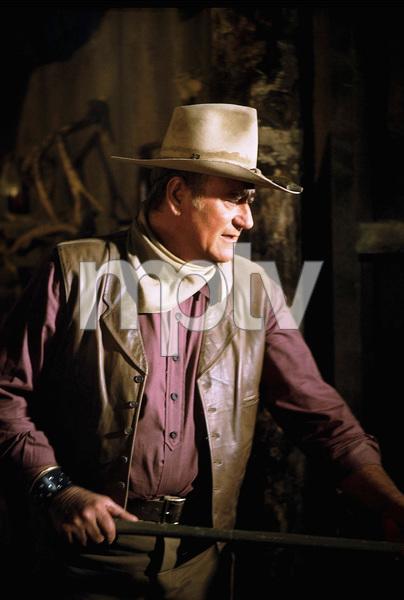 "John Wayne in ""The Cowboys,"" Warner Bros. 1971. © 1978 David Sutton - Image 0898_3179"