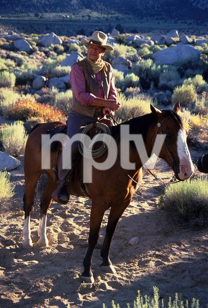 John Wayne, 1978. © 1978 David Sutton - Image 0898_3200