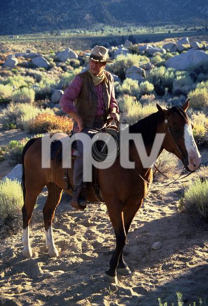 John Wayne, 1978. © 1978 David Sutton - Image 0898_3201
