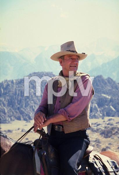 John Wayne, 1978. © 1978 David Sutton - Image 0898_3202