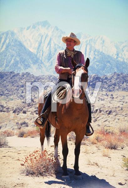 John Wayne, 1978. © 1978 David Sutton - Image 0898_3204