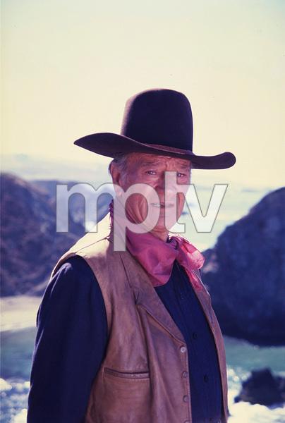 John Wayne, 1978. © 1978 David Sutton - Image 0898_3205