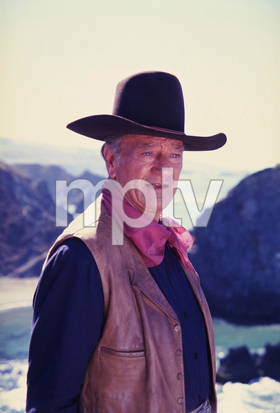 John Wayne, 1978. © 1978 David Sutton - Image 0898_3206