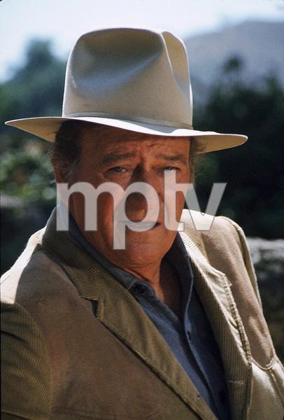 John Wayne, 1973. © 1978 David Sutton - Image 0898_3211
