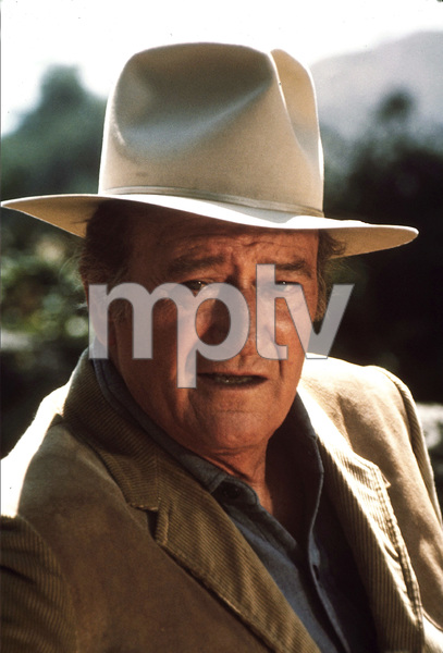 John Wayne, 1973. © 1978 David Sutton - Image 0898_3213