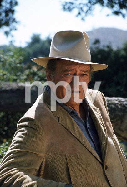 John Wayne, 1973. © 1978 David Sutton - Image 0898_3216