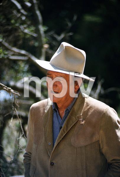 John Wayne, 1973. © 1978 David Sutton - Image 0898_3218