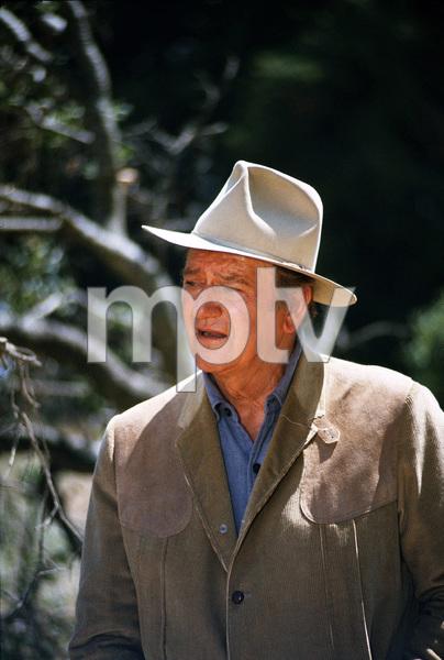 John Wayne, 1973. © 1978 David Sutton - Image 0898_3219