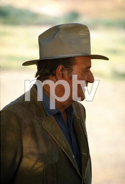 John Wayne, 1973. © 1978 David Sutton - Image 0898_3222