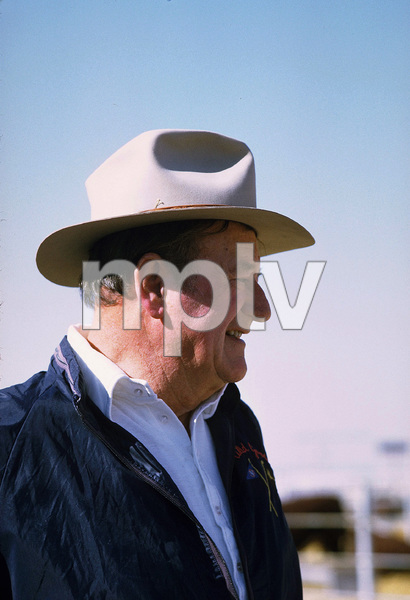 John Wayne, 1971. © 1978 David  Sutton - Image 0898_3276