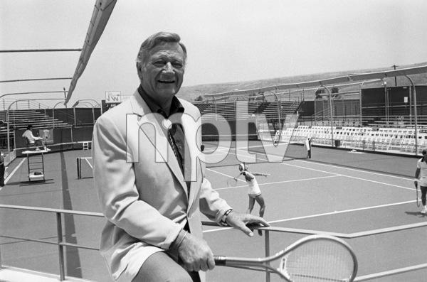 John Wayne1977 © 1978 Ulvis Alberts - Image 0898_3415