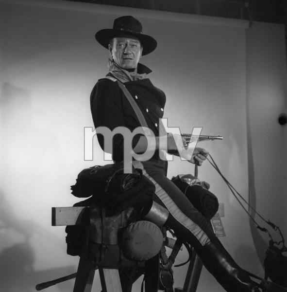 """The Horse Soldiers""John Wayne1959** I.V.C. - Image 0898_3471"