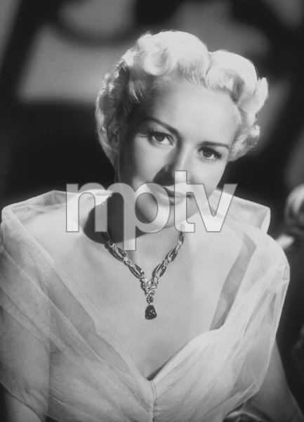Betty Grable, 1957. © 1978 Paul HesseMPTV - Image 0904_0051