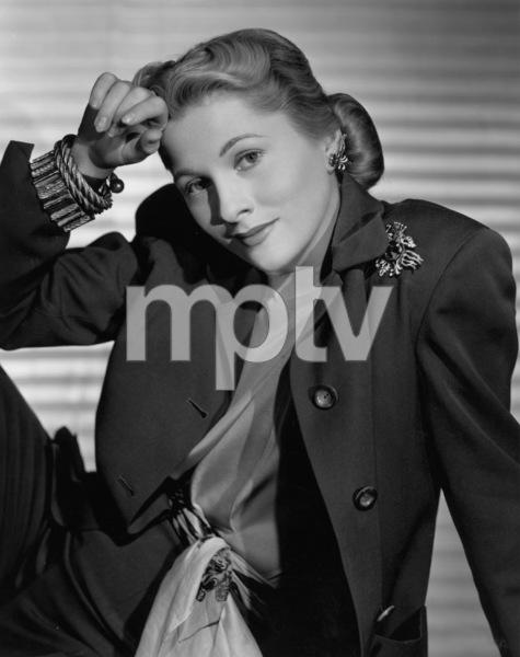 Joan Fontaine1945 © 1978 Alex Kahle - Image 0922_0056
