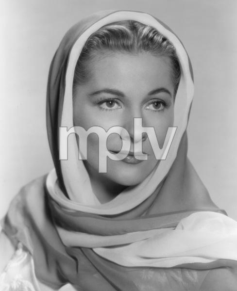 "Joan Fontaine""Serenade""1956 WarnerPhoto by Bert Six - Image 0922_0060"