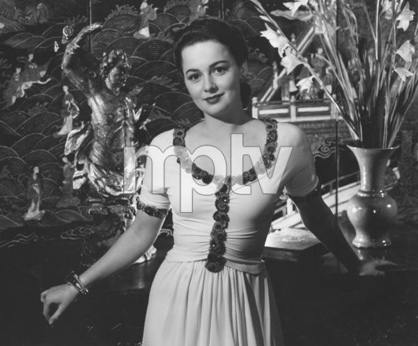 Olivia de HavillandCirca 1941 © 1978 Paul Hesse - Image 0925_0019