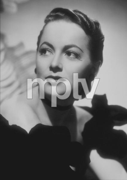 Olivia De Havilland, circa 1950. © 1978 Bud FrakerMPTV - Image 0925_1018