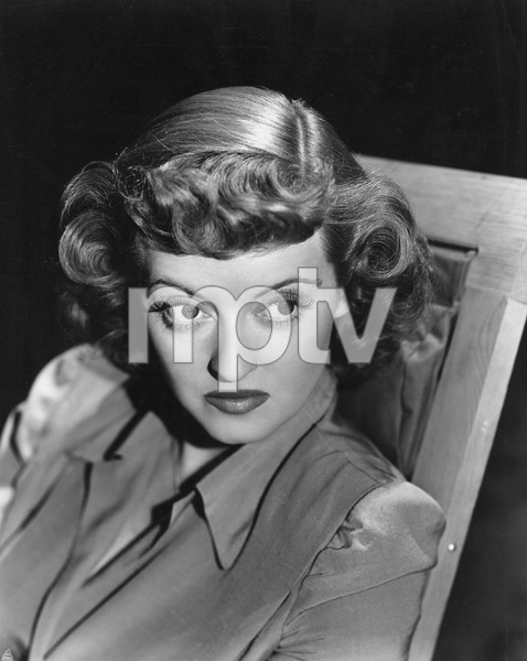 Bette Davis, IN THIS OUR LIFE, WB, 1942, Photograph by WELBOURNE, I.V. - Image 0925_1029