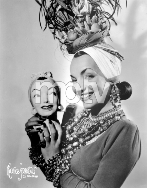 Carmen Mirandac. 1945 © 1978 Maurice Seymour - Image 0940_0002