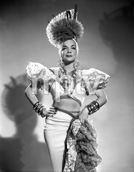 Carmen Mirandacirca 1945**I.V. - Image 0940_0033