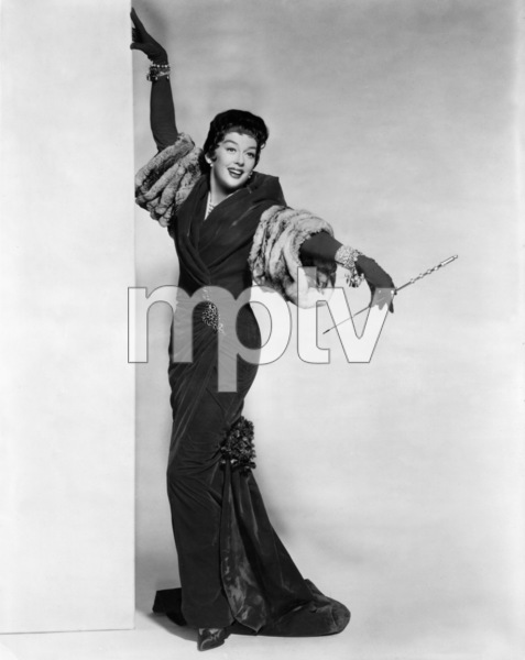"Rosalind Russell in ""Auntie Mame""1958 Warner Brothers - Image 0952_0020"