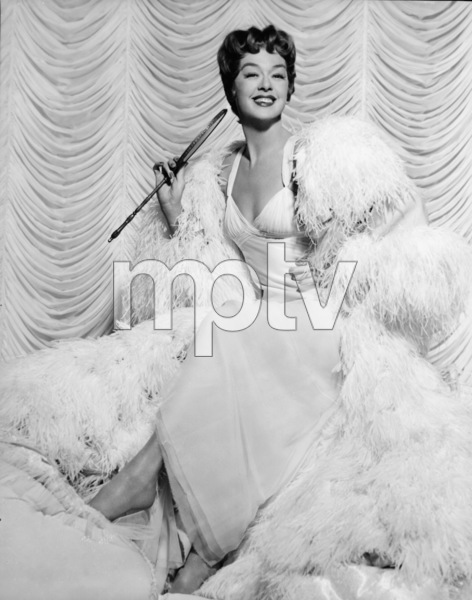 """Rosalind Russell in """"Auntie Mame""""1958 Warner Brothers - Image 0952_0839"""